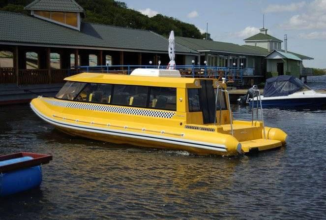 Регулярное маршрутное водное такси в СПб – мечта или реальность?