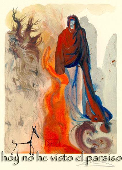 Выставка работ Сальвадора Дали - иллюстрации к «Божественной Комедии» Данте