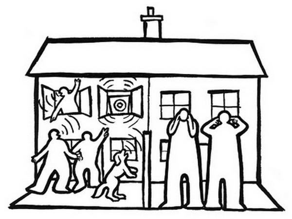 Как повлиять на шумных соседей