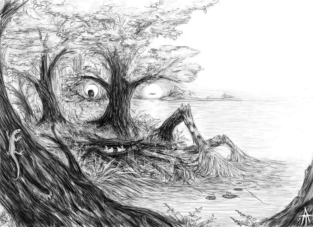 Поляна Лешего, или маета вокруг поляны