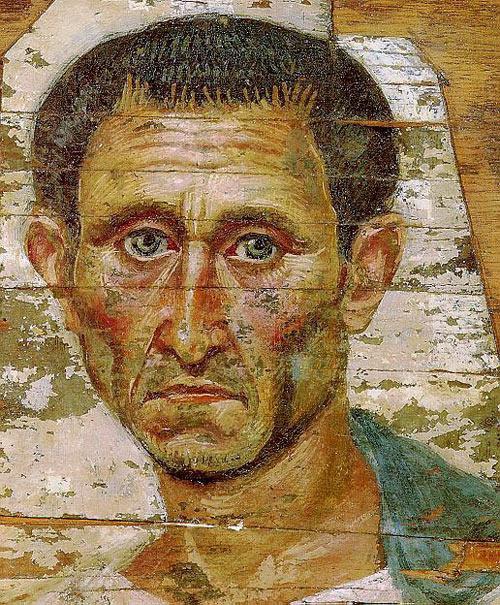 Развитие портретного искусства в Древнем Мире. От Древнего Египта до позднего античного Рима