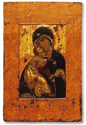 Сила иконы Владимирской Богоматери