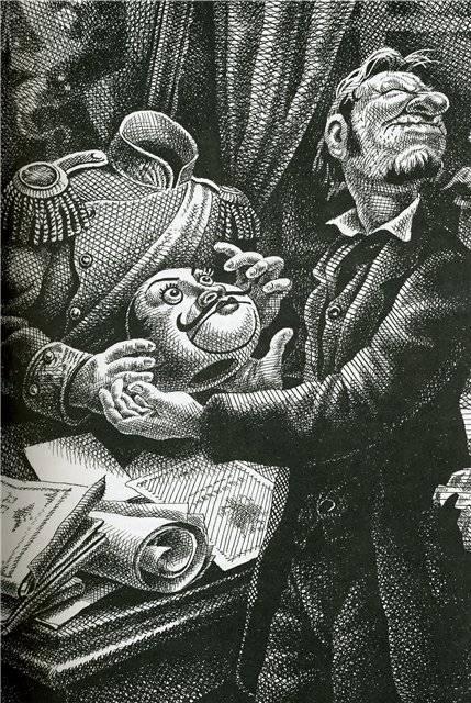 """Салтыков-Щедрин и его сказки детям """"изрядного"""" возраста"""