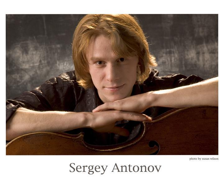 Сергей Антонов выступит в Петербурге с «Песнью менестреля»