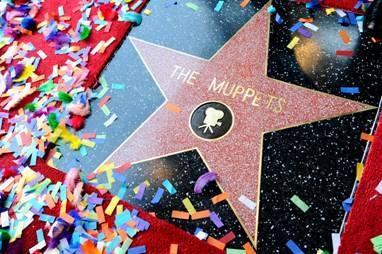Маппеты удостоились именной звезды на Аллее Славы в Голливуде