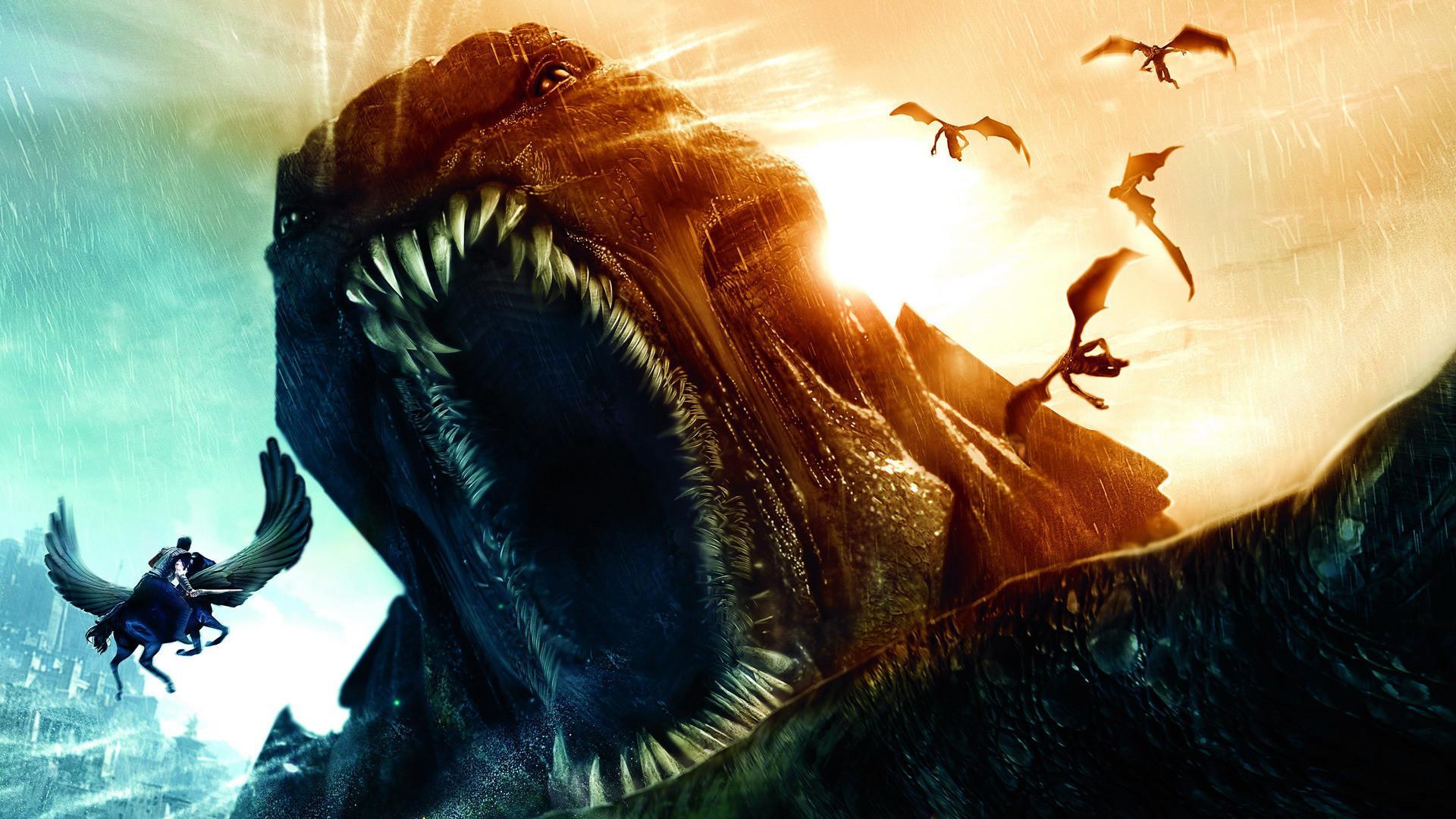 Рецензия на фильм «Битва Титанов»