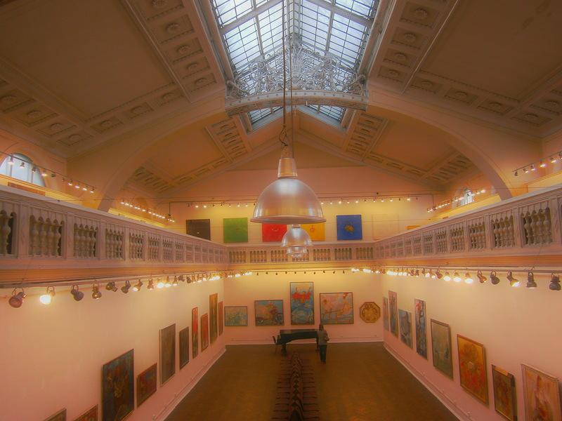 «Выставочный Центр Союза художников»: план выставок на апрель-май 2012 года