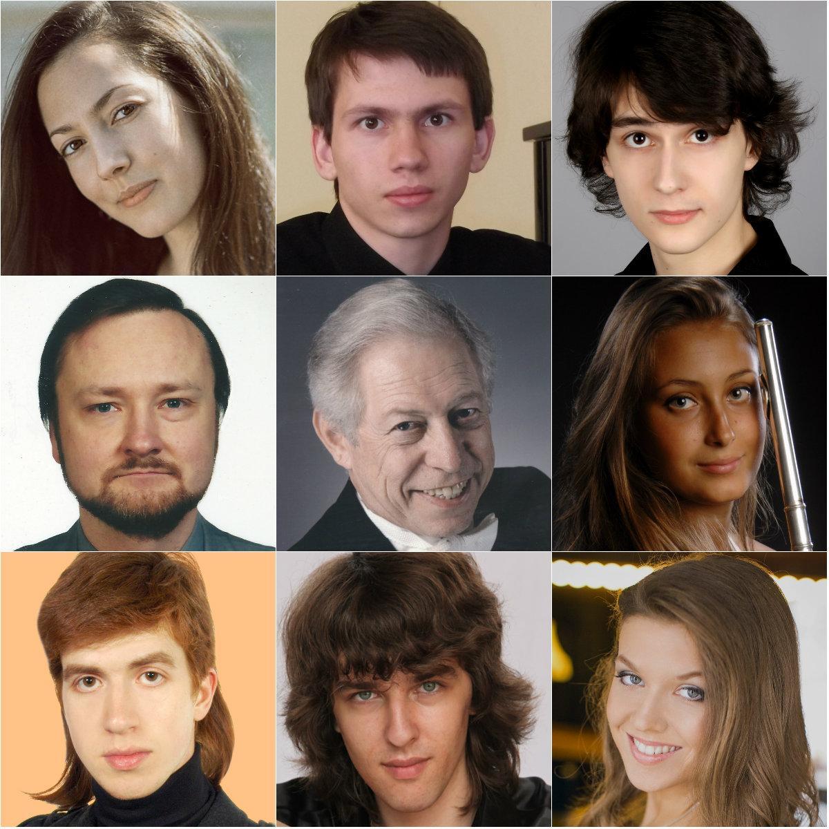 Концерты Санкт-Петербургского Дома музык...