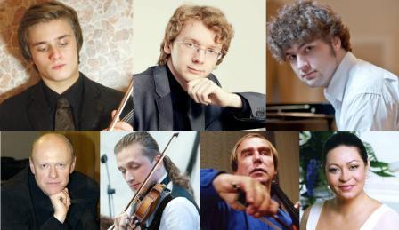 Анонс Санкт-Петербургского Дома музыки на неделю с 13 по 19 января 2014 года